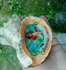 Сувениры Ракушки Рапана