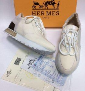 Hermes кроссовки