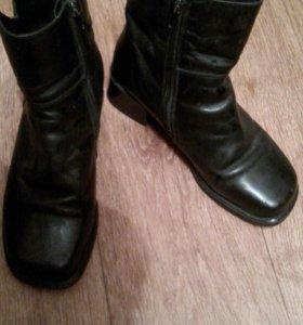 Ботинки-сапоги весенние 38 размер