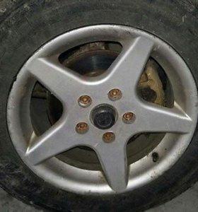 Диски R15 литые для Mazda-626