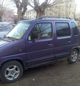 Suzuki wagon R+ 1998г
