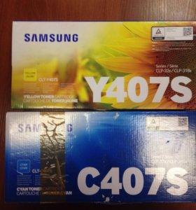 Картридж для принтера Samsung CLP-320 и др.