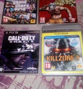 Игры к PS 3