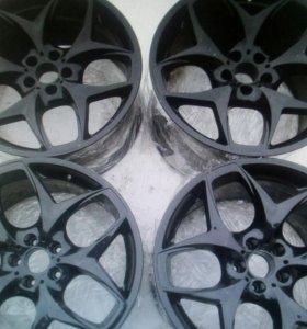 Диски оригинальные BMW X5 X6 R21