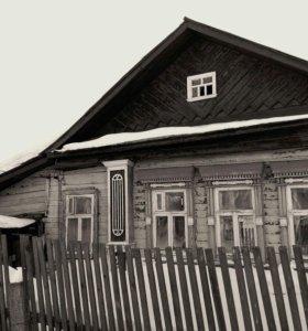 Дом с г/о