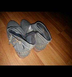 Новые ботиночки Кира Пластинина