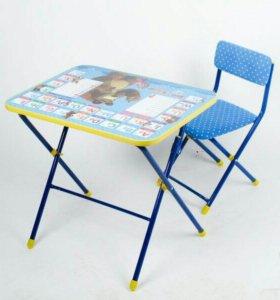Стол с стульчиком