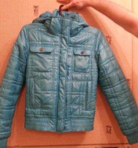 Куртка Reebok демисезонняя