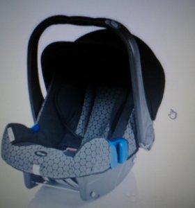 Новое Romer Baby Safe Plus ll lsofix