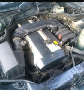 Двигатель на мерседес 3,2 (104) 224.