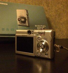 Фотоаппарат Canon Digital IXUS 50
