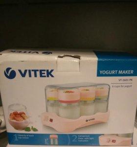 Йогуртница Vitek 2601