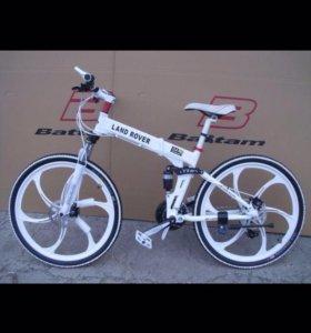 Продам стильные велосипеды на литых дисках.