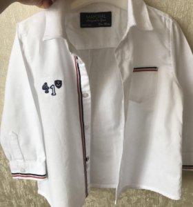 Рубашка mayoral, р80