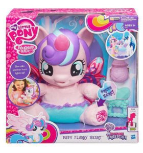 Малышка-пони Клари Хард My little pony