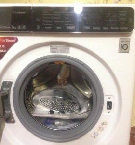 Новая стиральная машина LG