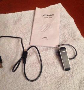 Гарнитура для телефона Bluetooth F&D BT3