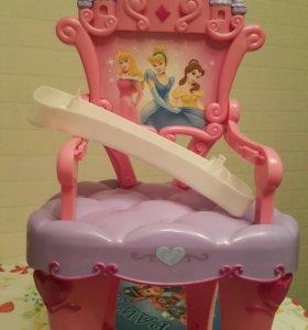 Автокресло и стульчик для куклы
