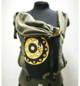 Эргономичный рюкзак Алое