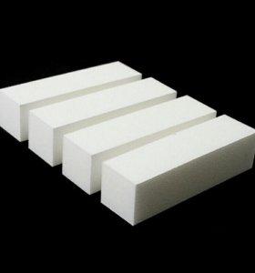 Бафы для ногтей 10 штук (упаковка)