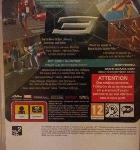 Игра человек-паук на PSP