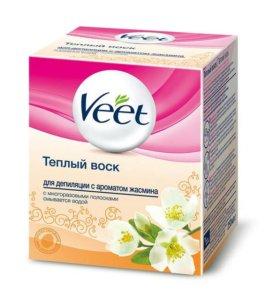 Тёплый воск Veet ( новый)