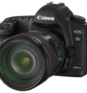 Фотоаппарат canon mark 2 5d