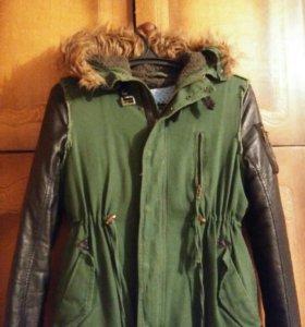 Куртка. Парка