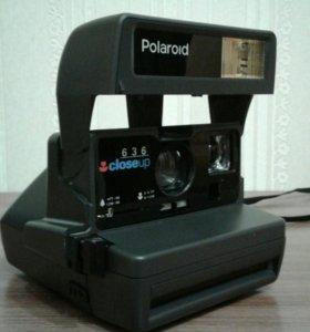 Фотоапарат полароид