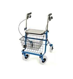 Ходунки для инвалидов на колесах RollQuattro