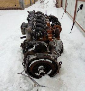Двигатель ман F90