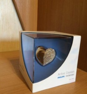Флешка Active Crystals Philips со стразами