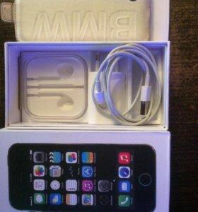 iPhone 5s 16gb чёрный