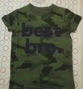 Новая футболка Next 5-6 лет