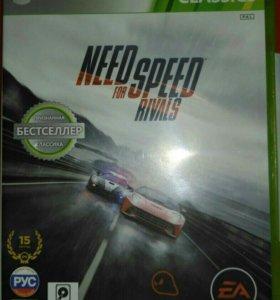 Need for speed Rivals [xbox360] лицензия