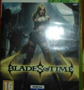 Blades of time [xbox 360] лицензия