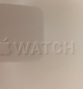 Apple Watch series 2 38mm Новые !