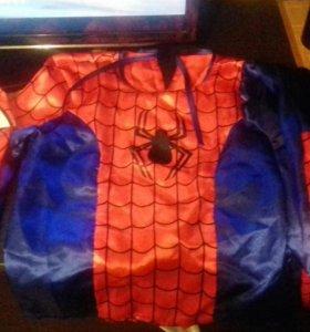 Костюм человек паук