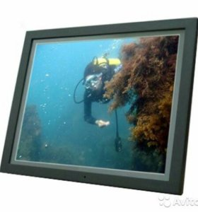 "Цифровая фото рамка Photo Frame 17"" Espada E-17D"