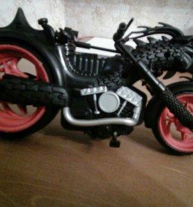 Игрушечный Мотоцикл