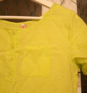 летняя рубашка