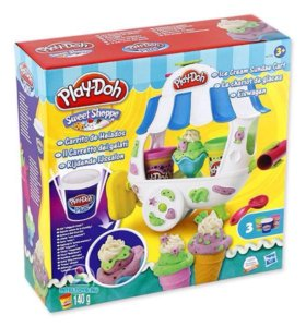 Набор Вагончик мороженого Play Doh