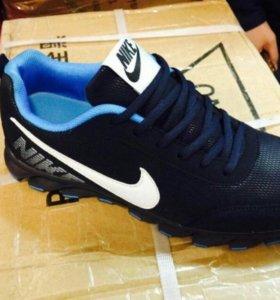 Новые мужские кроссовки!!!