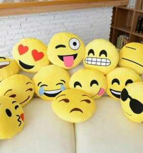 Подушка-смайлик Emoji