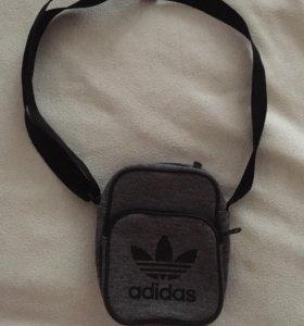 мужская сумочка adidas