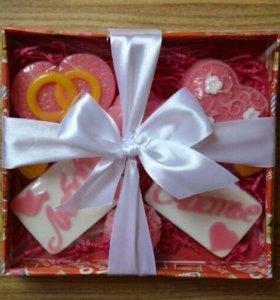 Ароматный подарок на свадьбу