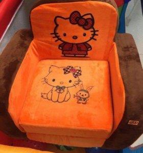 Кресло детское новое
