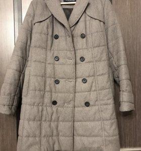 Пальто легкое размер 48
