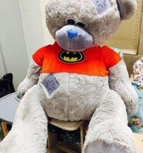 Мишка Тедди новый