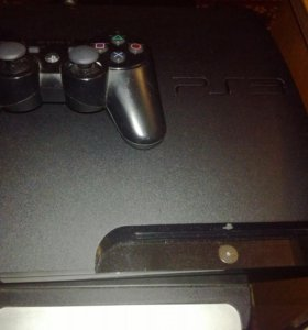 прошитая PS3